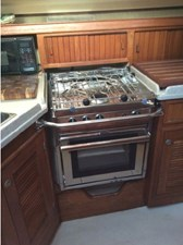 Never used Force 10 stove/oven