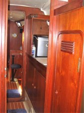 Looking Forward from Aft Cabin