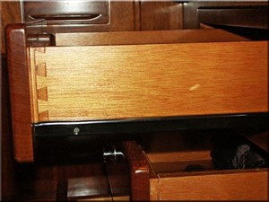 Drawer Dovetail Detail