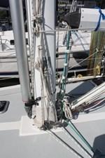 1989 Catalina 42 Geluk 14 Mast