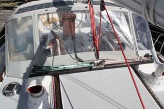 1989 Catalina 42 Geluk 16 Dodger and Traveler