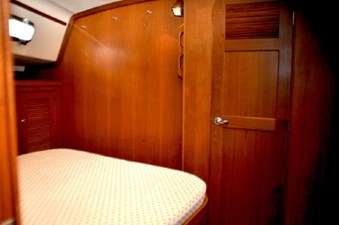 Owner's suite looking aft