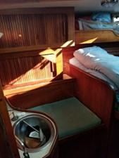 Forward Cabin Vanity
