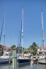 Triple spreader mast