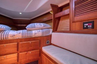 Forward stateroom seating