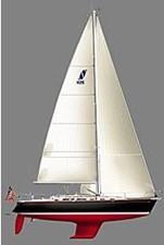 Shoal Draft Wing Keel - 5' 2