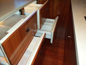 (4) Fridge Freezer Drawers