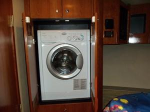 Master Cabin Laundry