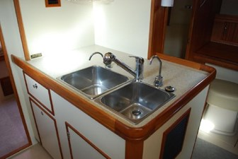 Galley Sinks Amidships