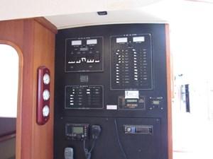 Second Wind 32 Control Panel