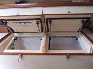 Second Wind 37 Refrigeration