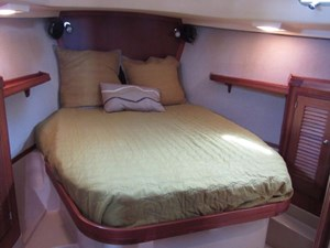 Second Wind 45 Owner's Cabin