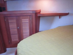 Second Wind 47 Owner's Cabin