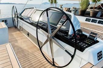 PINK GIN VI 5 PINK GIN VI 2017 BALTIC  Cruising Sailboat Yacht MLS #266149 5