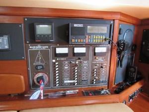 Elec Panel at Nav Station