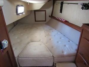Custom Handcraft Mattress Company mattress aft cabin