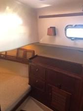 Aft stateroom storage