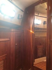 Aft stateroom looking forward