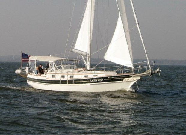 Deep Reef with Staysail