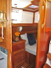 Aft Cabin Entry