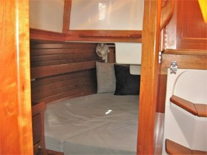Large Aft Berth