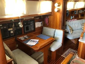 Cozy Dining & Navigation Table