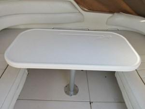 Removable Cockpit Table