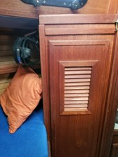 Forward Cabin Locker (Starboard)