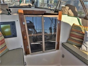 Cafe Style Companionway Entry