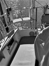 Starboard Side Cockpit