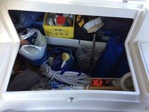 CHEEKY MONKEY 6 Large Starboard Cockpit Storage Locker