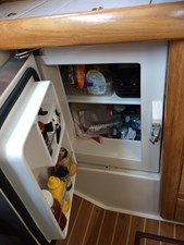 Front access to Fridge