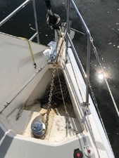 Anchor Well & Windlass