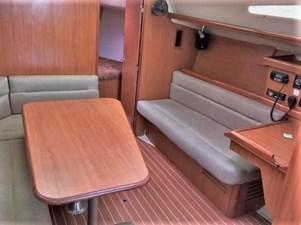 Starboard Side Saloon