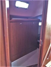 Lockers at Aft Cabin Entry