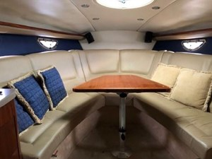 Forward Cabin with Convertible Table