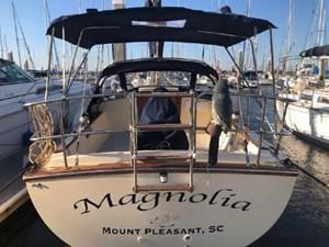 1992 Island Packet 29 - Magnolia