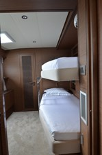 Port Aft Twin Bunk Bed