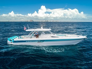 Impeccable 5 1 Impeccable 5 2015 INTREPID POWERBOATS INC. 475 Panacea Boats Yacht MLS #266309 1