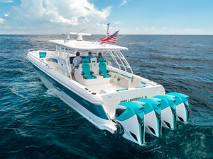 Impeccable 5 4 Impeccable 5 2015 INTREPID POWERBOATS INC. 475 Panacea Boats Yacht MLS #266309 4