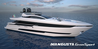 Mangusta GranSport 33 #3 - Project Ponza 266311