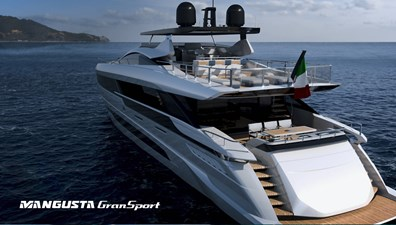 Mangusta GranSport 33 #5 - Project Panarea 5 MGS33_5