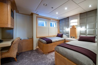 Forward Port Guest Stateroom Charleston