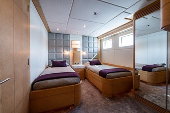Forward Starboard Guest Stateroom Norfolk