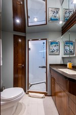 VIP Forward Stateroom Head