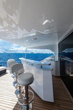 Enclosed Bridge Aft Deck