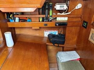 navigation station starboard