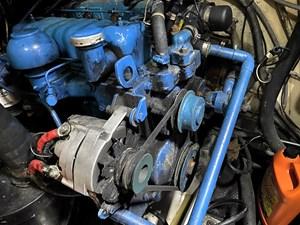 Perkins 4-108 50 HP Diesel engine