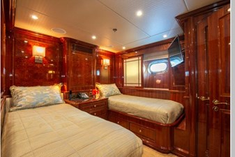 Starboard Mid Guest Suite Showing Port