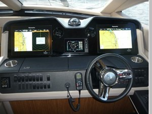 Raymarine GS 165 Displays